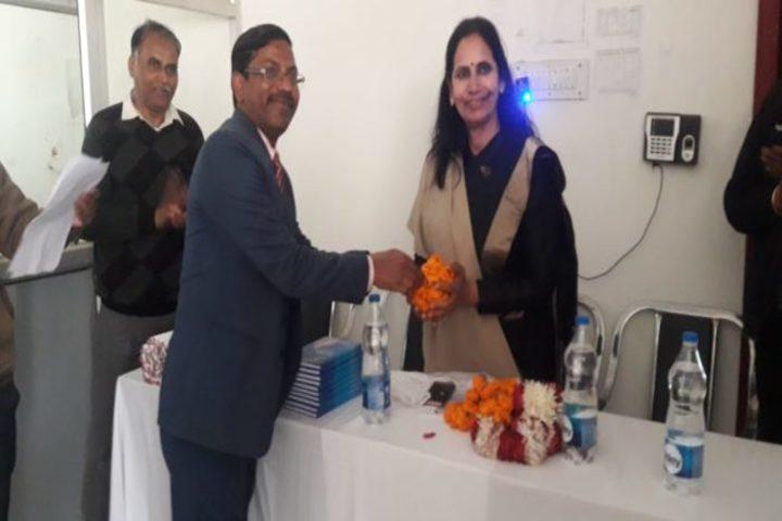 Dr Murari Lal Memorial Inter College-School Day