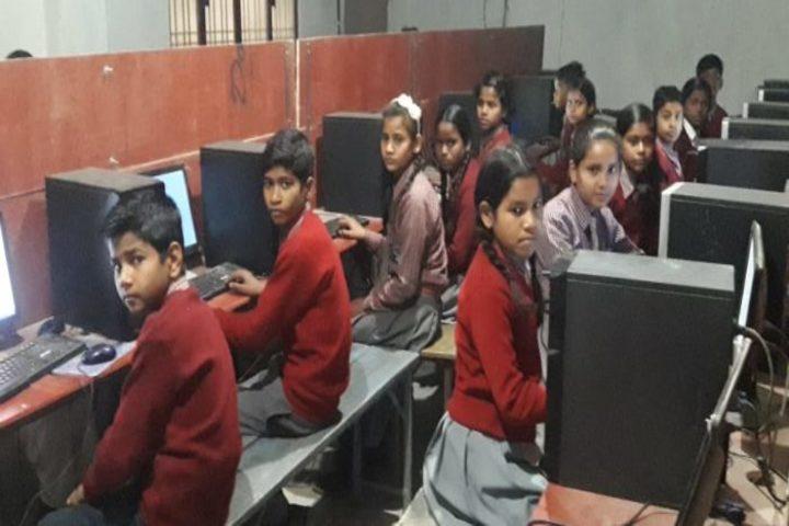 Dr Murari Lal Memorial Inter College-Lab