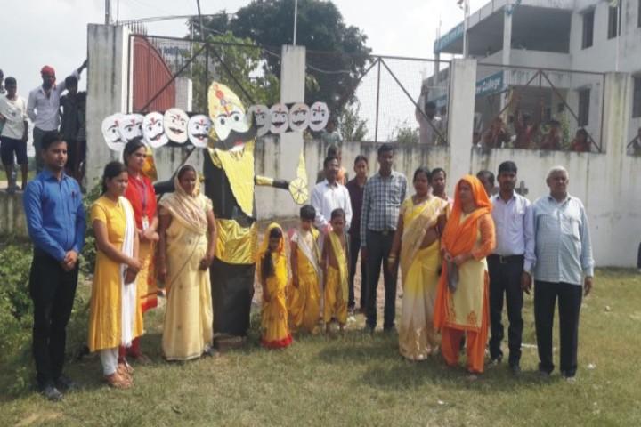 Dr Murari Lal Memorial Inter College-Festival Celebrations