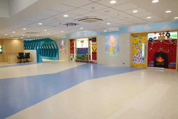 Chatrabhuj Narsee School-Children Activity Room
