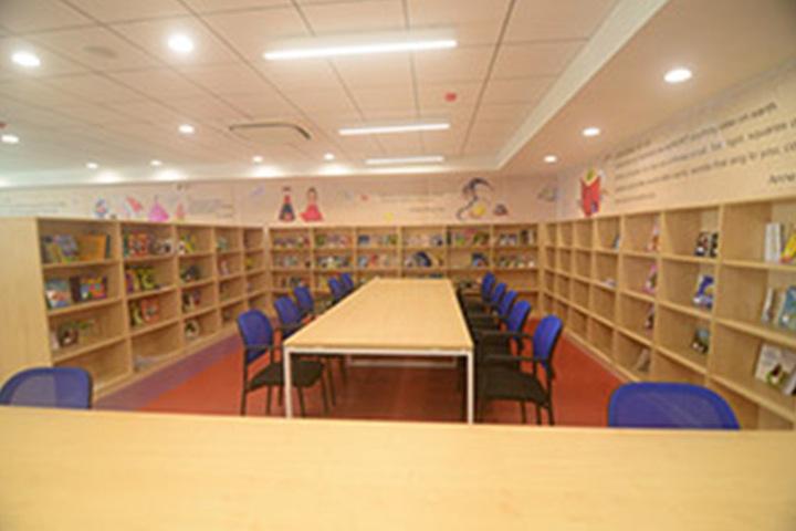 Chatrabhuj Narsee School-Library