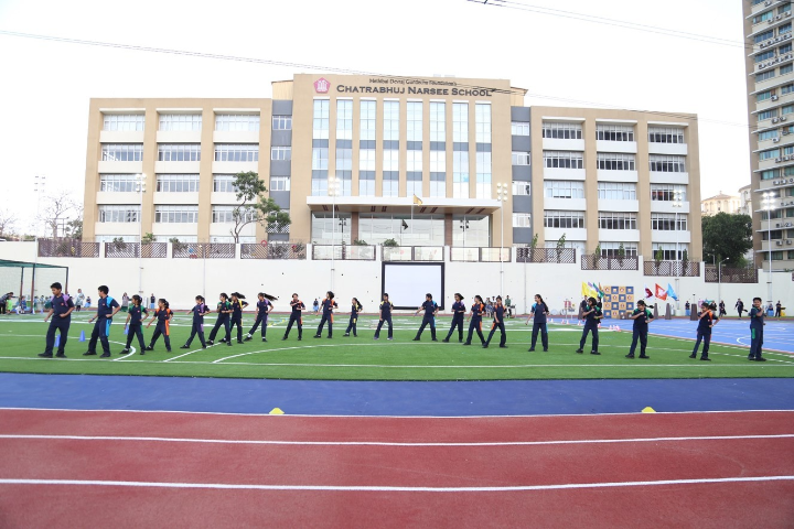 Chatrabhuj Narsee School - School Building