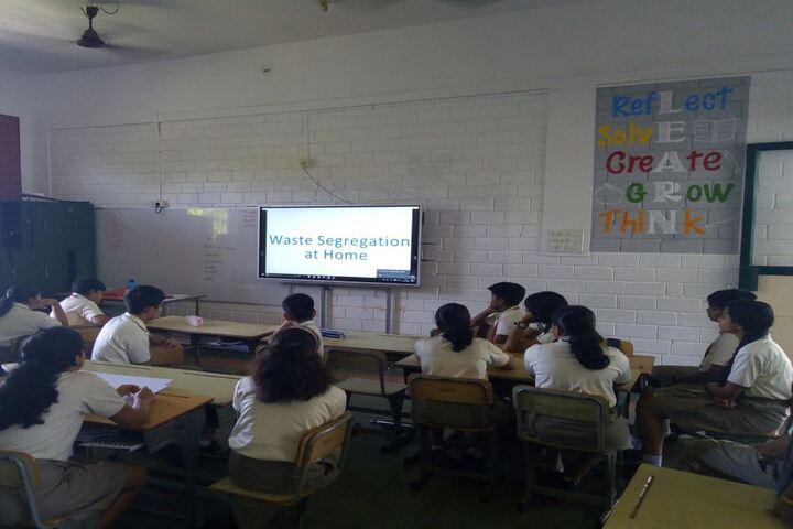Global Public School Brookes-Workshop