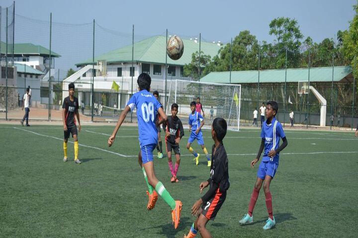 Global Public School Brookes-Sports Activity