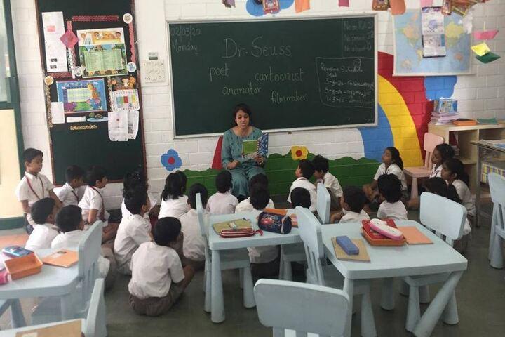 Global Public School Brookes-Classroom