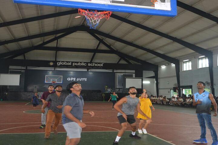 Global Public School Brookes-Indoor Games