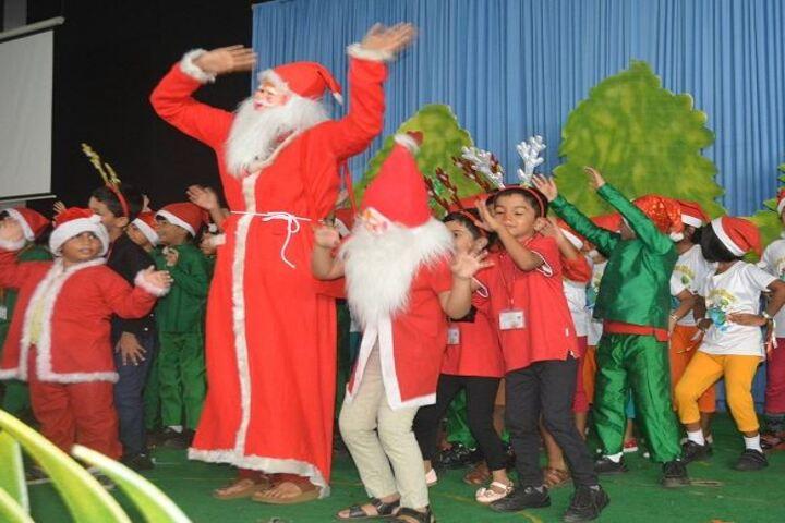 Global Public School Brookes-Christmas Carnival