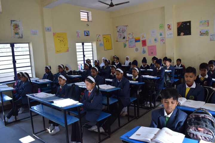 Oasis School-Classroom