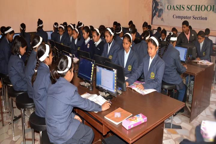 Oasis School-Computer Lab
