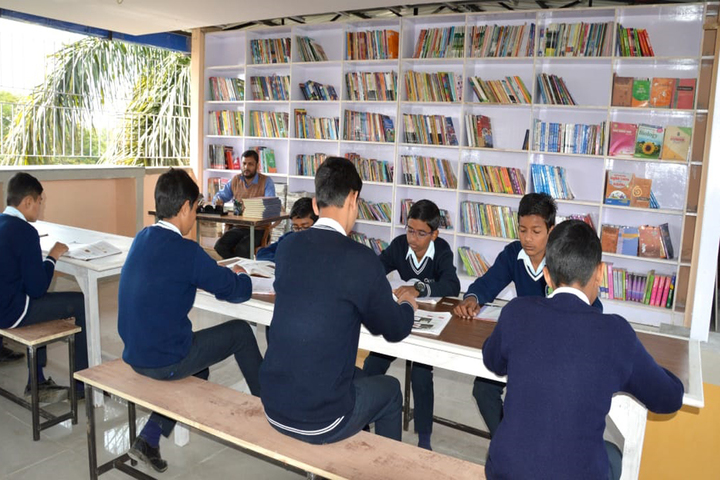 Oasis School-Library