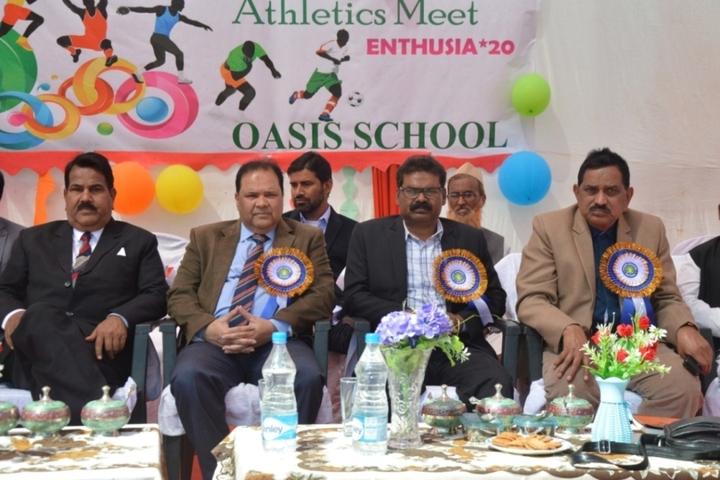 Oasis School-Sports Meet
