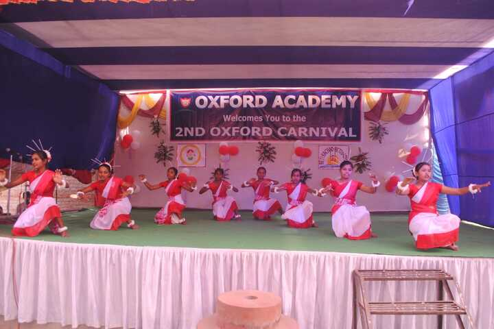 Oxford Academy-Annual Fest