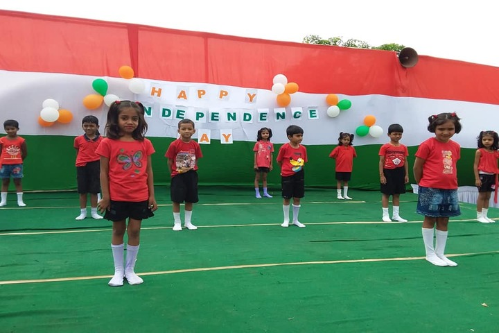 Oxford Academy-Indepence Day Celebrations