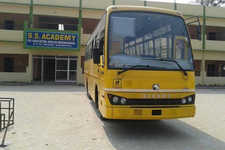 S S Academy-Transport