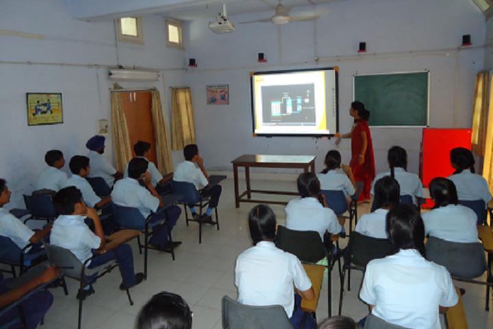 S S Academy-Classroom