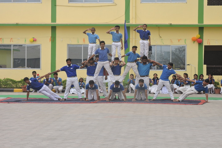 S S Academy-Republic Day