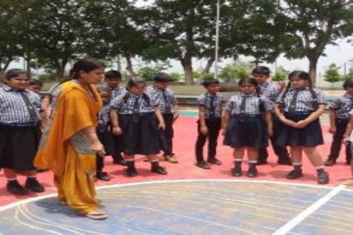Yugantar Public School-Activity