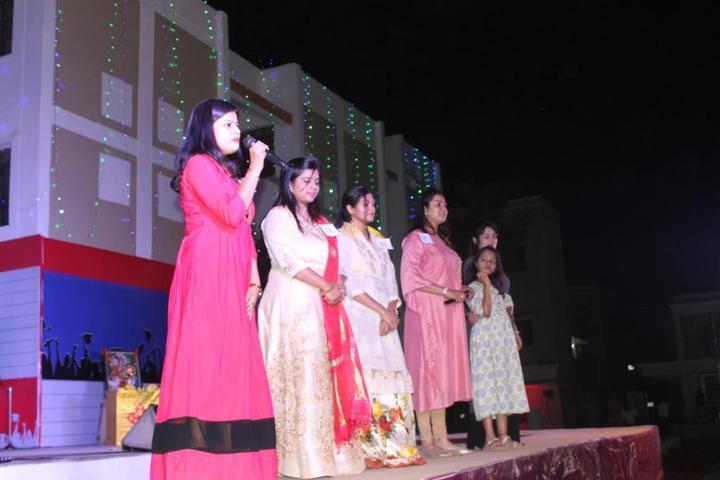 Yugantar Public School-Group Singing