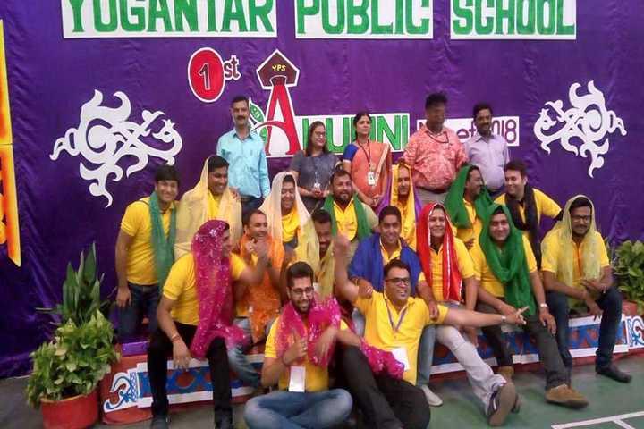 Yugantar Public School-Event