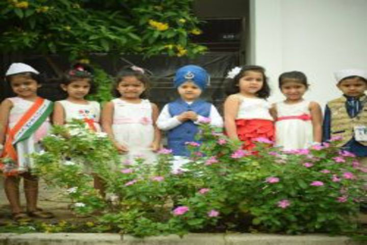 Yugantar Public School-Independence Day
