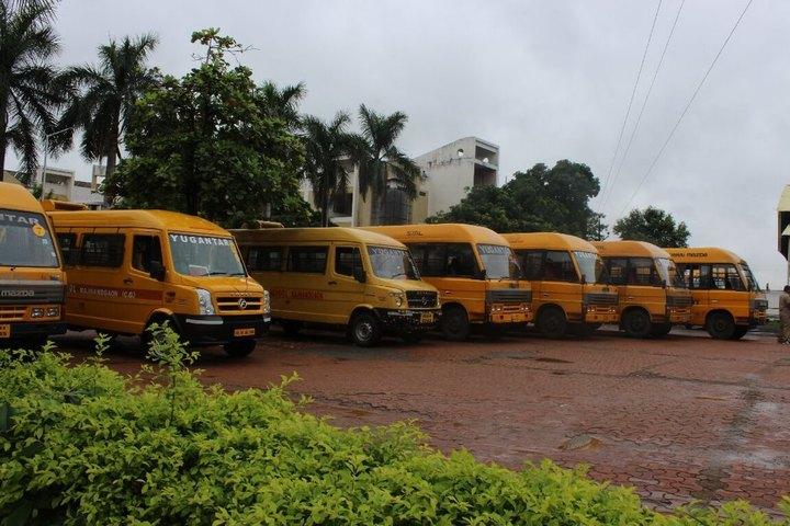 Yugantar Public School-Transportation