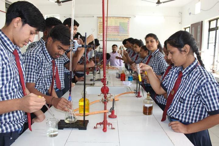 Yugantar Public School-Chemistry Lab
