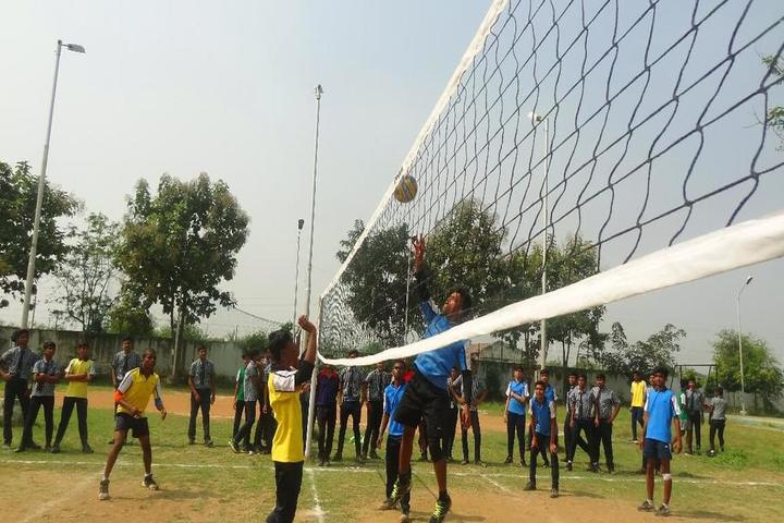 Yugantar Public School-Sports