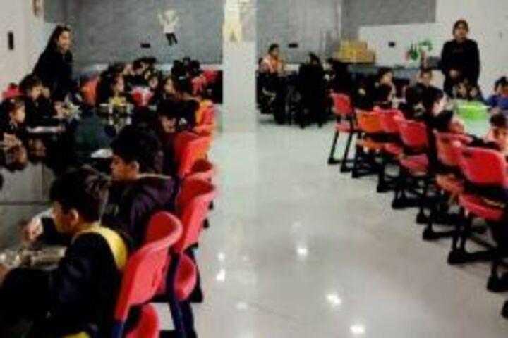 Vidya Shree International School-Canteen