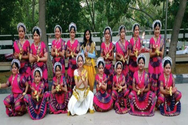 Vidya Shree International School-Dance Activity