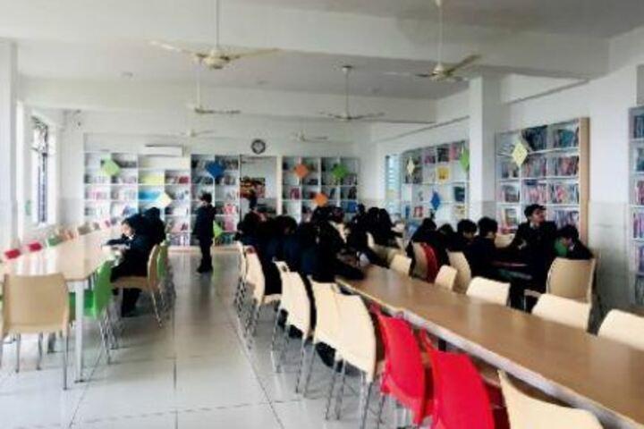 Vidya Shree International School-Library