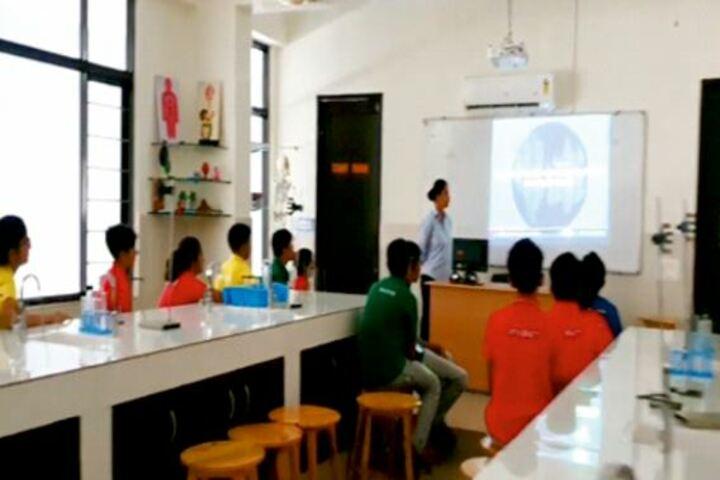 Vidya Shree International School-Smart Classes