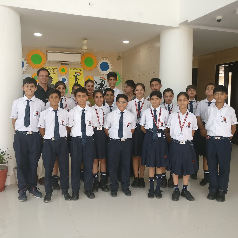 Vidya Shree International School-Students