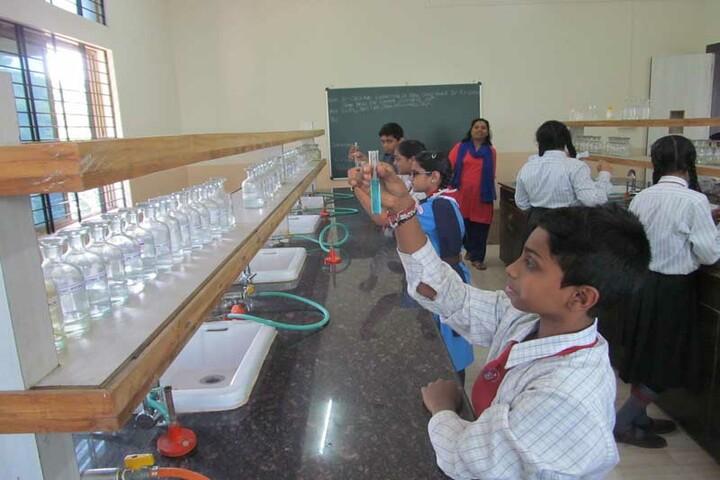 Blooming Buds School-Lab