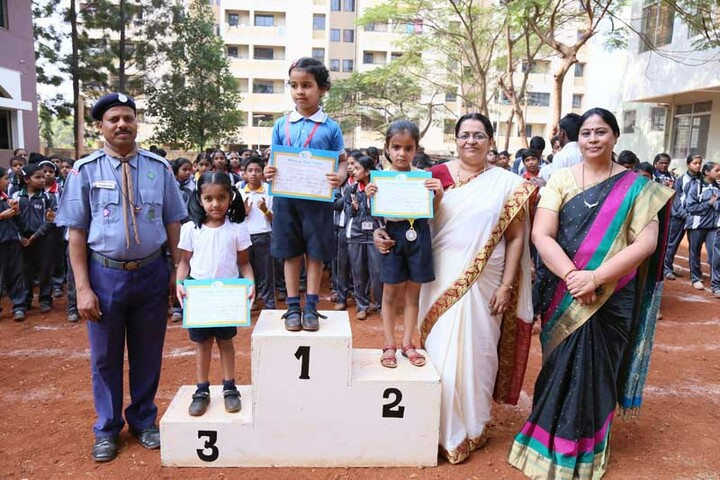 Blooming Buds School-Prize Distribution