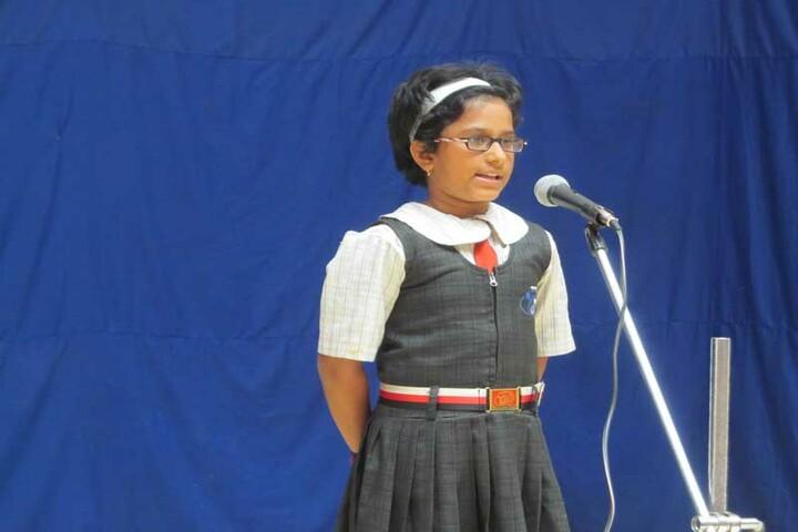 Blooming Buds School-Speech