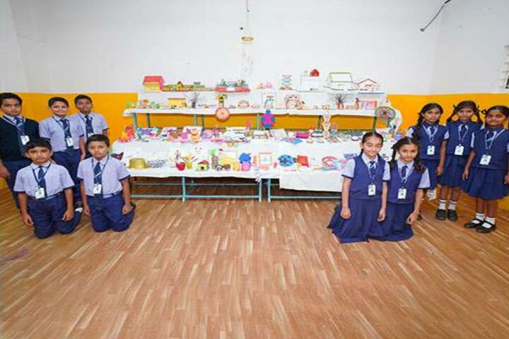 San International School-Art and Craft
