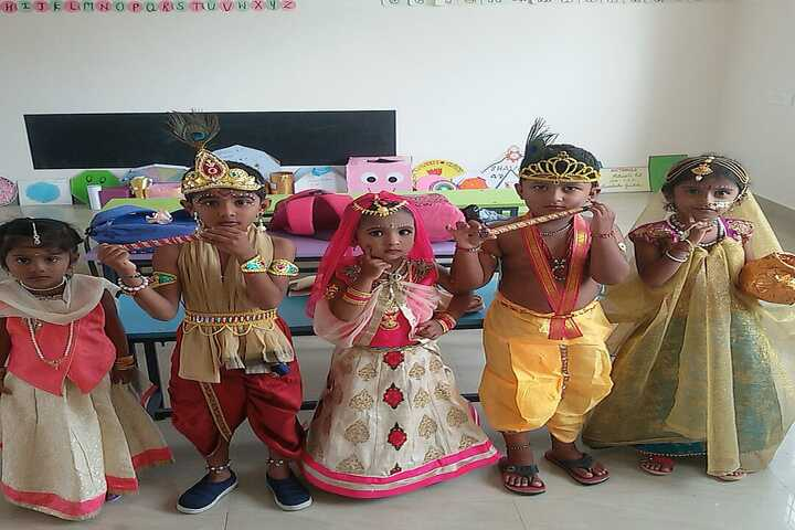 Samskruthi Gurukula-Fancy Dress