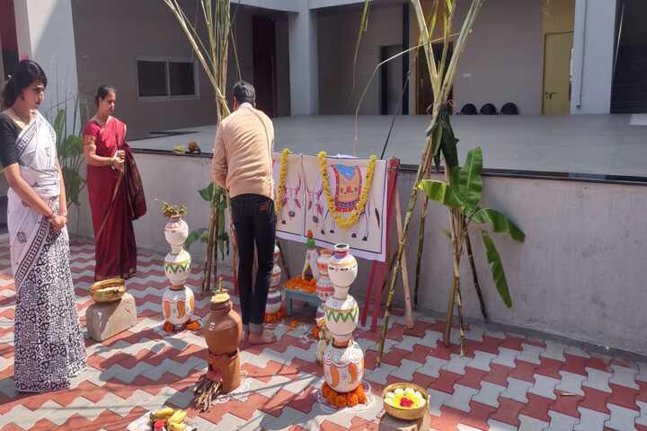 Samskruthi Gurukula-Festival Celebrations