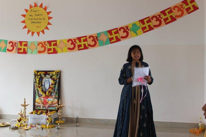 Samskruthi Gurukula-Speech