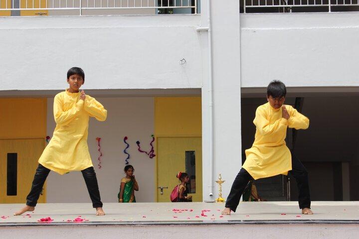 Samskruthi Gurukula-Dance
