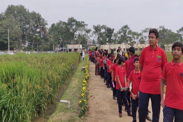 Samskruthi Gurukula-Tour