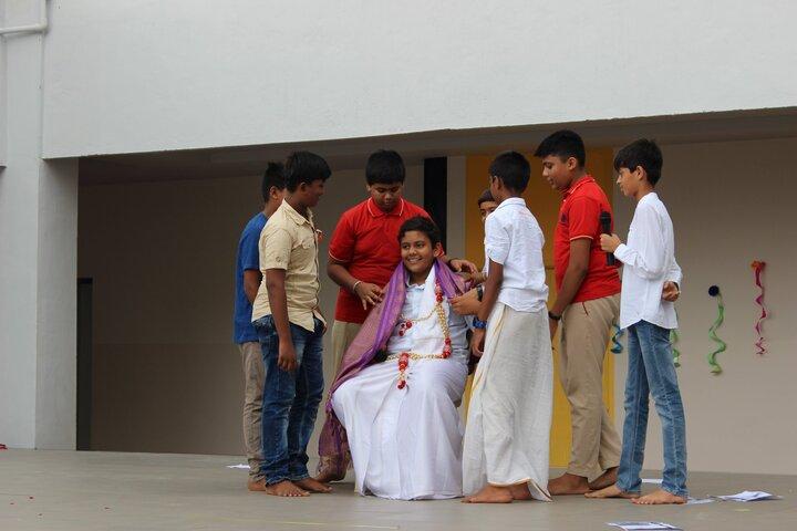 Samskruthi Gurukula-Drama