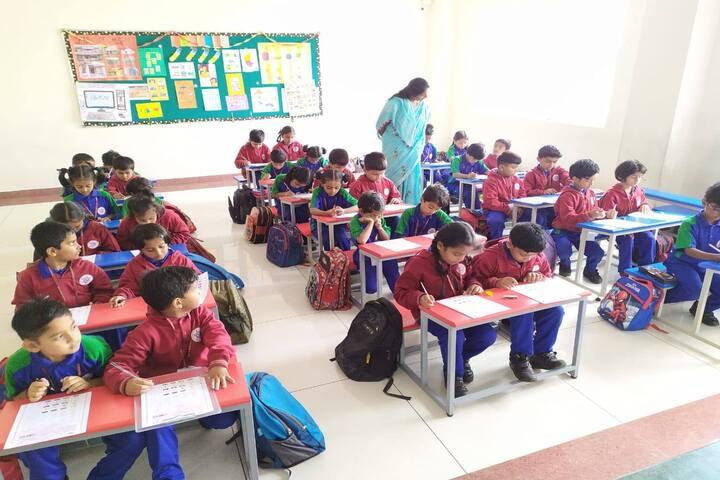 BGS World School-Classroom