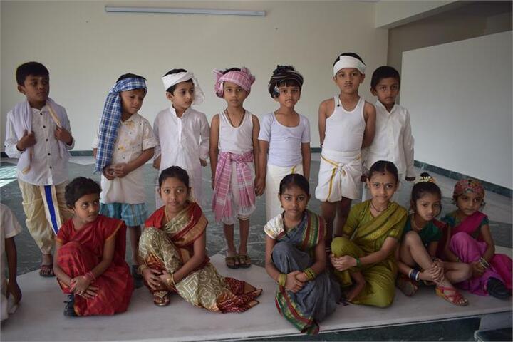 BGS World School-Fancy Dress
