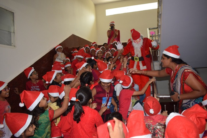 BGS World School-Christmas Carnival