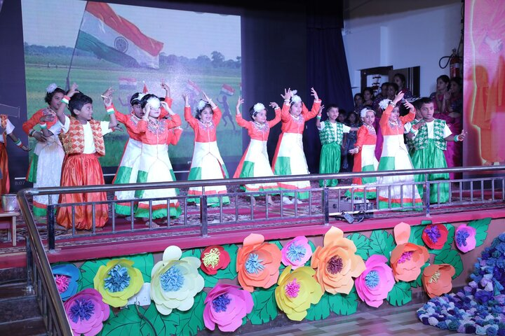 BGS World School-Independence Day