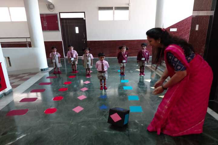 BGS World School-Play Area