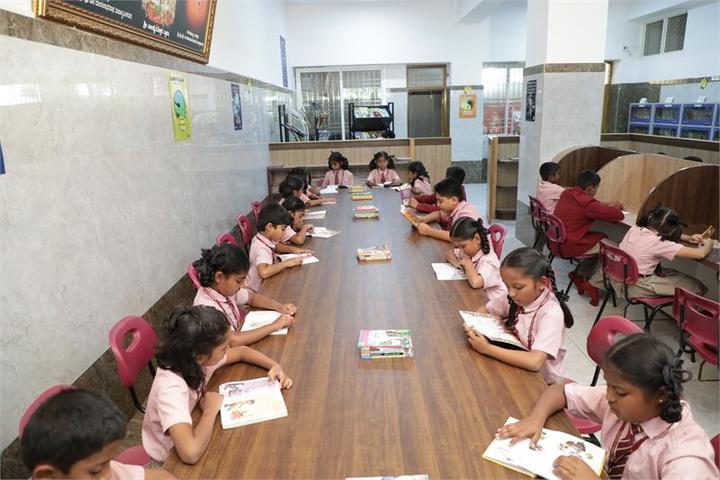 BGS World School-Library