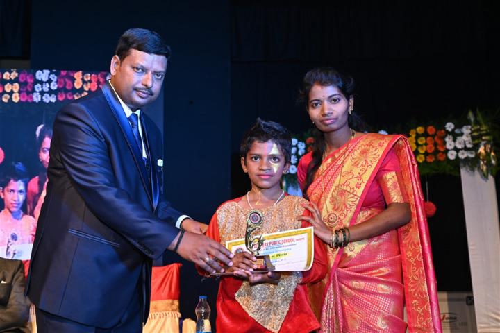 22nd Century Public School-Prize Distributing