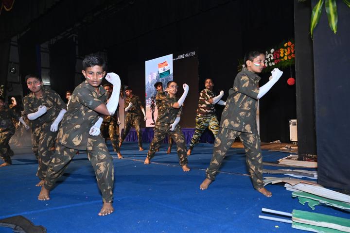 22nd Century Public School-Dance Activity